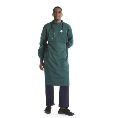 医生的手术衣|防流体防水手术衣长弹力袖|中性手术衣定制