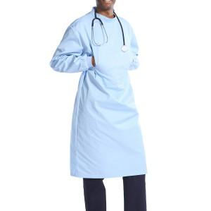 可重复使用的手术衣 |防流体手术衣长袖男女通用 |定制手术衣质量
