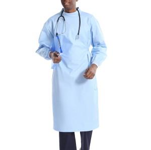 Surgical Gowns Reusable | Fluid Resistant Surgical Gowns Long Sleeve Unisex | Custom Surgical Gowns Quality