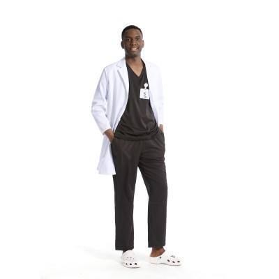 Lab Coats For Men Women | Unisex Long Sleeve Lab Coat Quality | Custom Wholesale White Lab Coats Affordable
