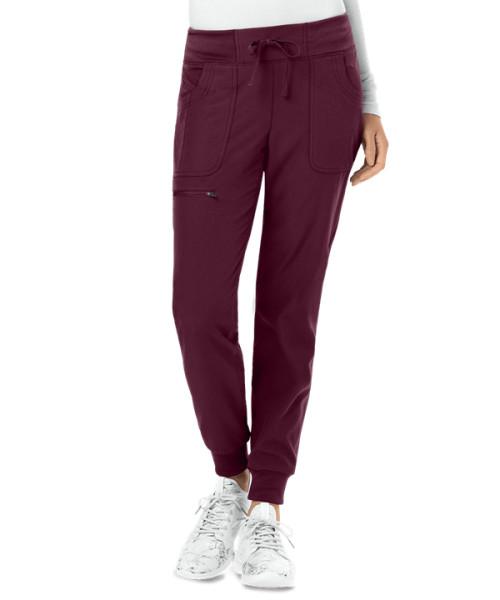 Women's Scrub Pants Joggers | 6-Pocket Scrub Pants Drawstring Joggers | Jogger Scrub Pants Wholesale