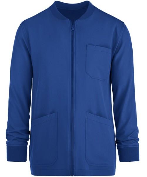 Medical Scrub Jackets Womens   3-Pocket Warm-Up Zipper Scrub Jackets For Doctors   Custom Scrub Jackets With Logo