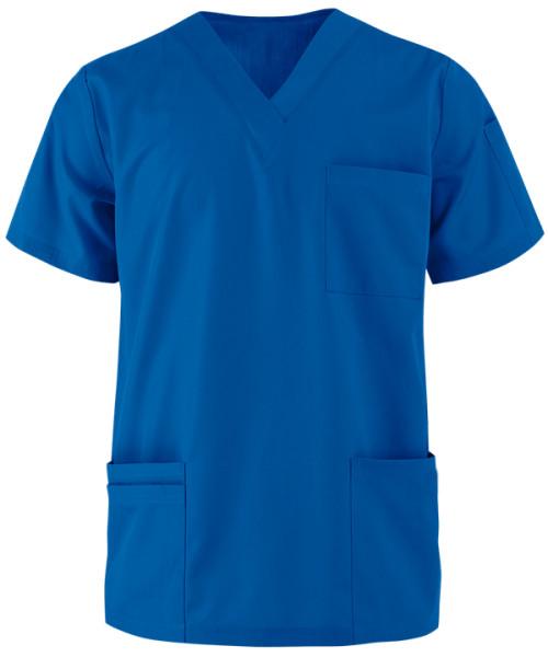 Scrub Tops For Men | 5-Pocket V-Neck Quality Scrub Tops Stretch | Wholesale Medical Scrub Tops