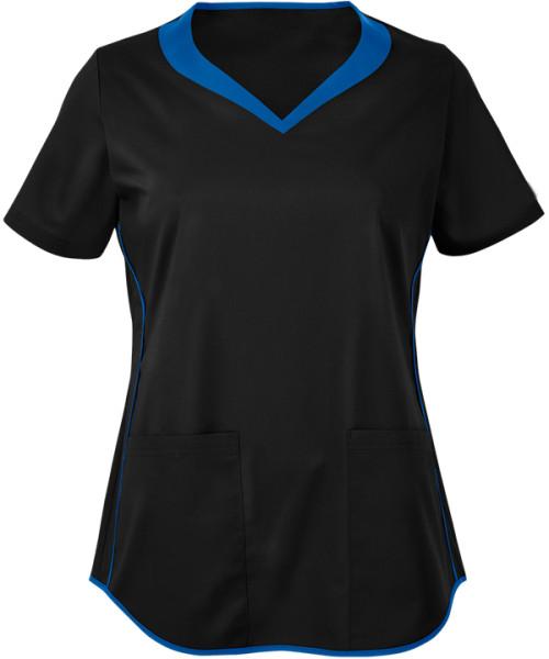Women's Fashion Scrub Tops | 3-Pocket Sweetheart-Neck Quality Scrub Tops | Custom Embroidered Scrub Tops Wholesale
