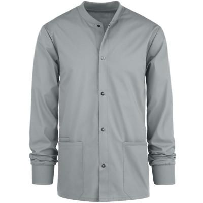 Scrub Jackets For Men | 3-Pocket Warm-Up Scrub Jackets For Doctors | Custom Scrub Jackets With Logo