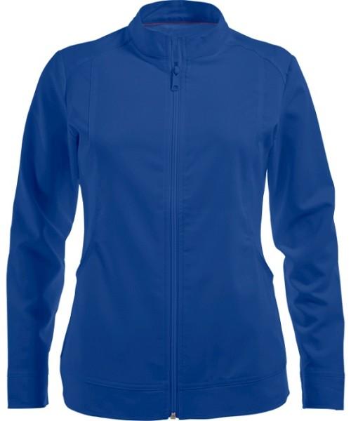 Wholesale Scrub Jackets Stylish | Women's 2-Pocket Stretch Zipper Modern Scrub Jackets | Wholesale Scrub Jackets Custom