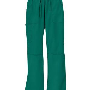 Scrub Pants For Women | 6-Pocket Cargo Drawstring Scrub Pants Quality | Wholesale Cargo Scrub Pants Ladies