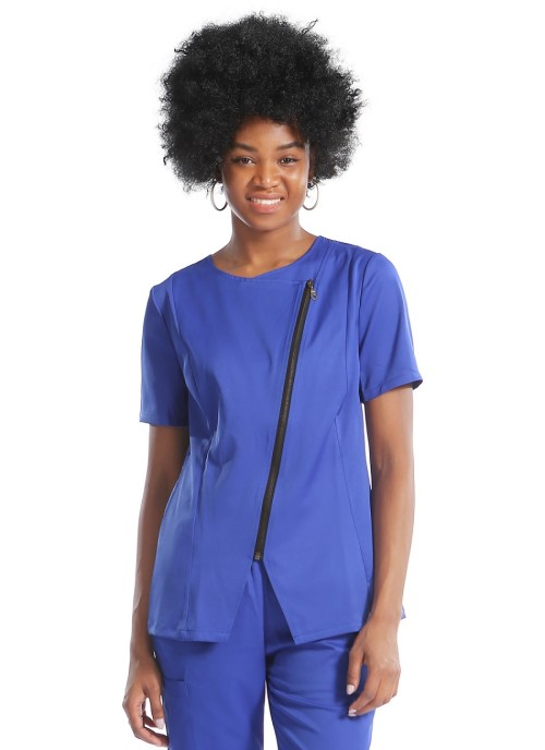 Scrub Uniform Sets For Nurses | Zip Up Scrub Tops For Women | Relaxed Scrub Pants Modern | High Quality Scrub Uniforms Wholesale