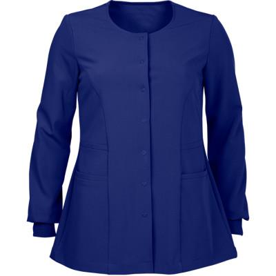 Women's Scrub Jackets Custom | 2-Pocket Modern Fit Scrub Jackets | Wholesale Scrub Jackets With Logo Manufacturer