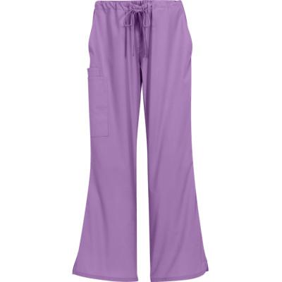 Scrub Pants For Women | 4-Pocket Elastic Waist Drawstring Scrub Pants Quality | Wholesale Scrub Pants Manufacturer