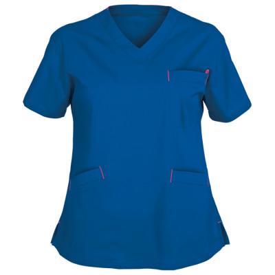 Women's Scrub Tops Modern | 3-Pocket V Neck Scrub Tops 4 Way Stretch | Wholesale Quality Scrub Tops Supplier