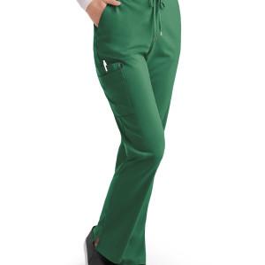 Women's Scrub Pants Stylish | 3-Pocket Drawstring Scrub Pants Stretch | Custom Scrub Pants With Logo Manufacturer