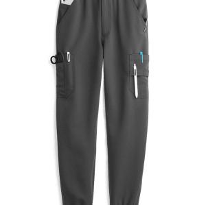 Scrub Pants Joggers For Men   7-Pocket Scrub Pants Joggers Elastic Waist   Wholesale Scrub Pants Joggers Manufacturer