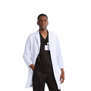 Lab Coats For Men Women   Unisex Long Sleeve Lab Coat Quality   Custom Wholesale White Lab Coats Affordable