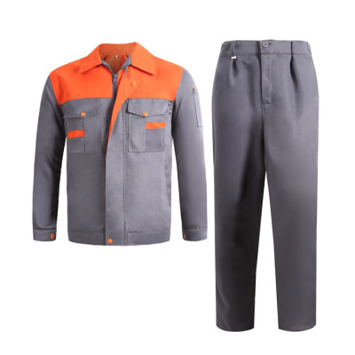 Unisex Automotive Workwear | Long Sleeve Overall Automotive Uniform Workwear Breathable | Wholesale Automotive Uniform Workwear