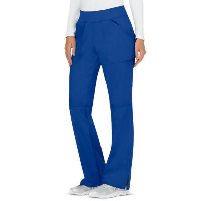 Cargo Scrub Pants For Women | 4-Pocket 4 way stretch Mid Rise Cargo Scrub Pants | Wholesale Scrub Pants Manfacturer
