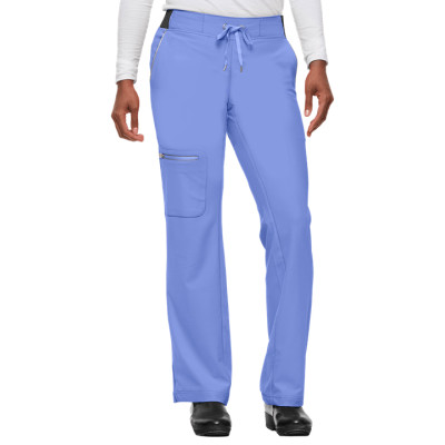 Scrub Pants For Women   6-Pocket Drawstring Scrub Pants Straight Leg   Wholesale Scrub Pants Affordable Supplier