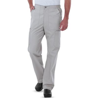 Men's Cargo Scrub Pants | 8-Pocket Scrub Pants Modern Fit Cotton | Wholesale Scrub Pants Manufacturer
