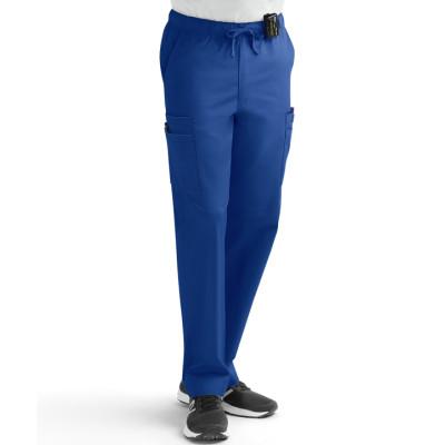 Men's Cargo Scrub Pants | 7-Pocket Drawstring Cargo Scrub Pants With Elastic Waist | Custom Scrub Pants Quality Wholesale
