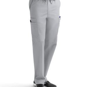 Men's Cargo Scrub Pants   7-Pocket Drawstring Cargo Scrub Pants With Elastic Waist   Custom Scrub Pants Quality Wholesale