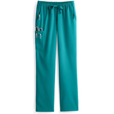 Unisex Drawstring Scrub Pants | 4-Pocket Drawstring Scrub Pants With Elastic Waist | Wholesale Medical Scrub Pants Supplier