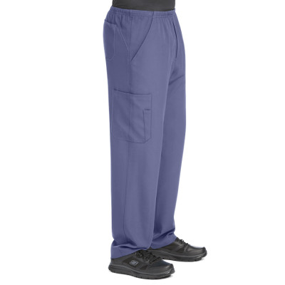 Men's Cargo Scrub Pants | 4-Pocket Medical Scrub Cargo Pants Custom | Wholesale Medical Scrub Pants Supplier