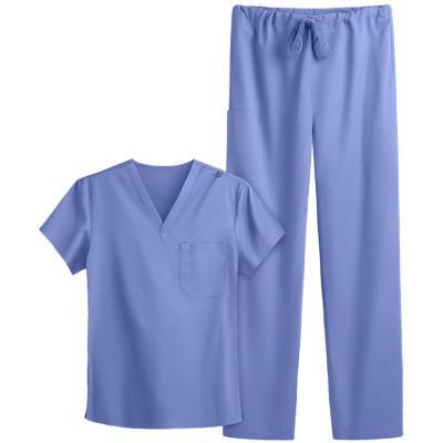 Unisex Medical Scrub Sets | 3-Pocket 4 Way Stretch Scrub Sets | Wholesale Scrub Sets Affordable Manufacturer