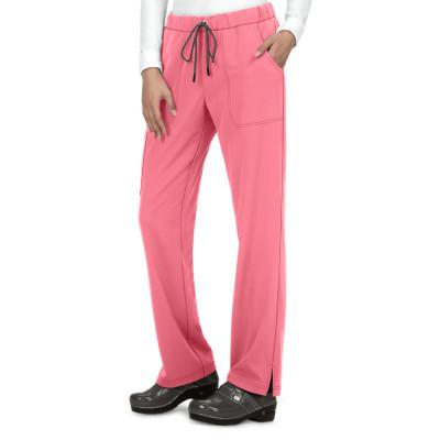 Women's Medical Scrub Cargo Pants | 5-Pocket Drawstring Cargo 4 Way Stretch Scrub Pants | Wholesale Scrub Pants Manufacturer