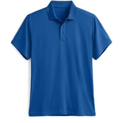 Men's Polo Scrub Tops | Flat Knit Short Sleeve Polo Scrub Tops | Wholesale Polo Scrub Shirts Supplier
