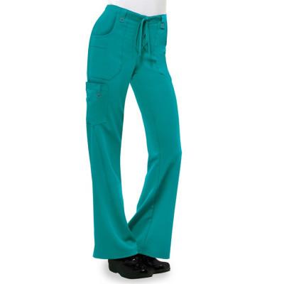 Ladies Petite Scrub Pants | 4-Pocket Drawstring Petite Scrub Pants | Wholesale Medical Scrub Pants Manufacturer
