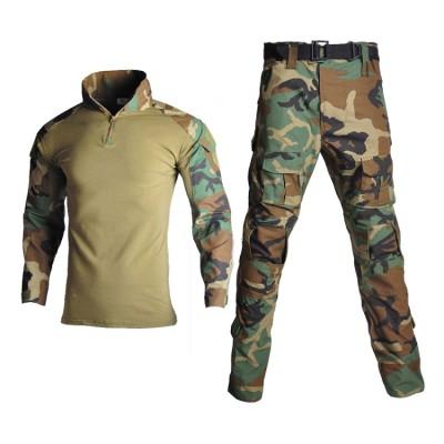 陆军迷彩制服出售 |军装迷彩短裤和长裤| SHOPBOP定制质量军用迷彩制服制造商