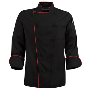 Quality Chef Uniforms For Sale | Long Sleeve Uniforms For Catering Staff Breathable | Chef Uniforms Custom Manufacturer