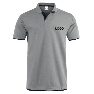 Best Retail Uniforms | Short Sleeve Polo Shirts For Men Breathable | Custom Polo Shirts With Logo And Name