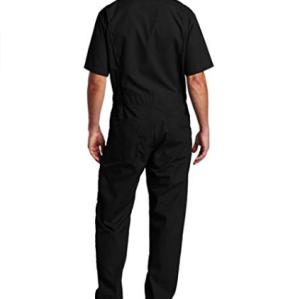 Men's Construction Work Uniforms | Short Sleeve Pure Polyester Workwear Uniforms  | Uniform Men's Workwear Wholesale