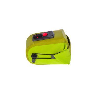 防水自行车马鞍包-黄色