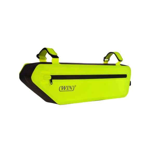 Bike Frame Bag Waterproof Bicycle Bag -Yellow