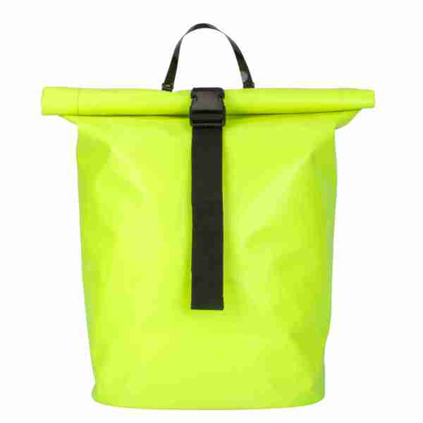 Multi-functional Bike Pannier Bag for Travelling Cycling - Yellow