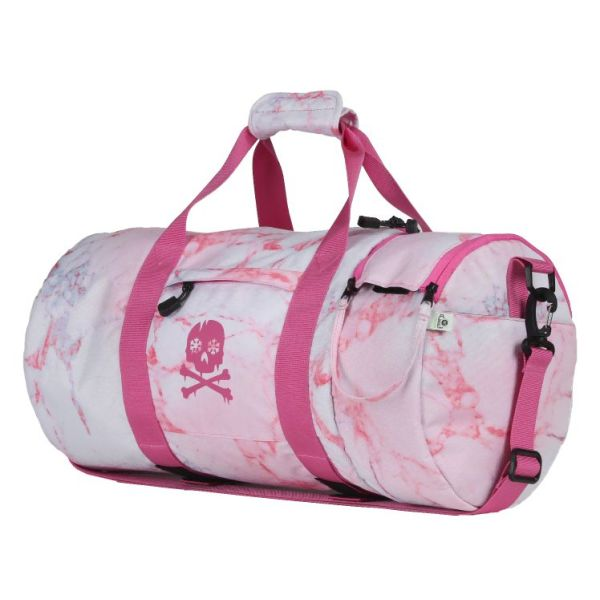 Sports Duffel Gym Bag with Shoe Compartment