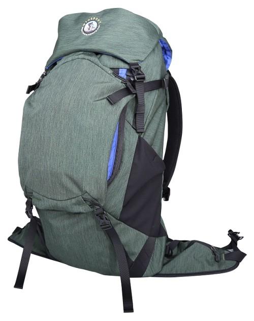 Custom Waterproof Hiking Climbing Mountaineering Backpack