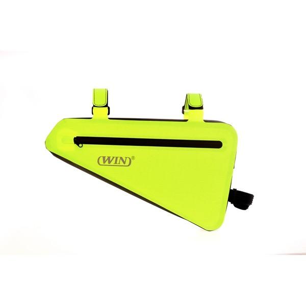 Lightweight Cycling Frame Bag - Deep Green