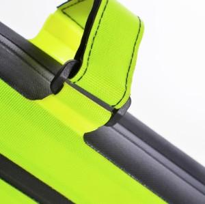 轻便的自行车框架包-深绿色