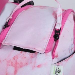 帆布可折叠行李袋,带拉链开合