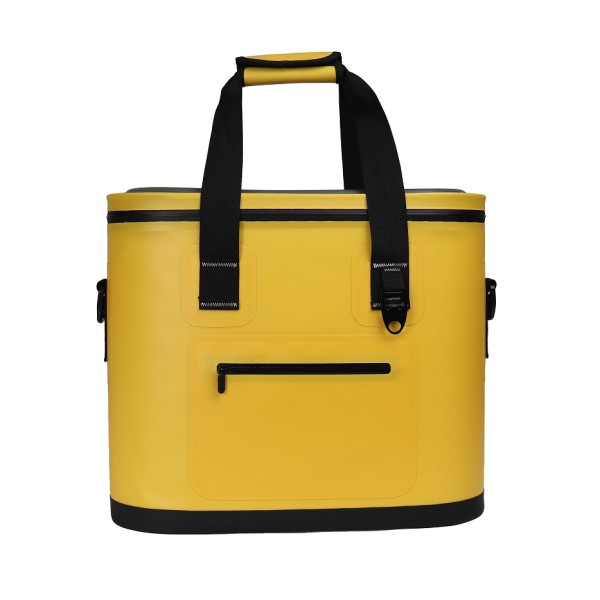 Waterproof Barrel Shape Cool Can Thermal Insulated Lunch Cooler Bag