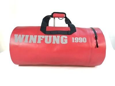 Custom Premium Fishing Bag with 600D PVC Free