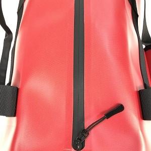 Custom Premium Fishing Bag 600D PVC Free Waterproof Bag