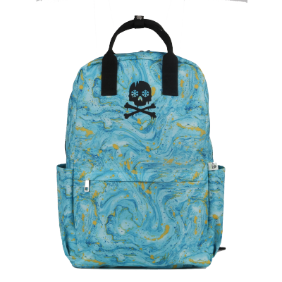 Custom Daily Bag Digital Printing Backpack Back School Backpack