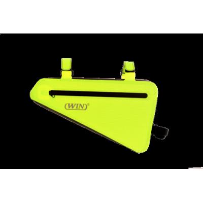 防水三角自行车包-黄色