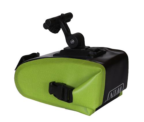 Saddle Bag Waterproof Durable Bag Pouch Mountain Cycling Bag