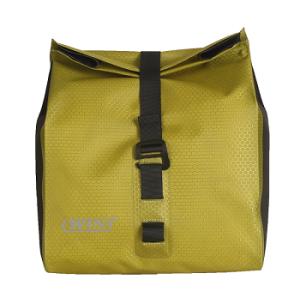 Waterproof Handlebar Bag for Bicycles Light Green