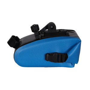Seamless Cycling Saddle Bag -Blue